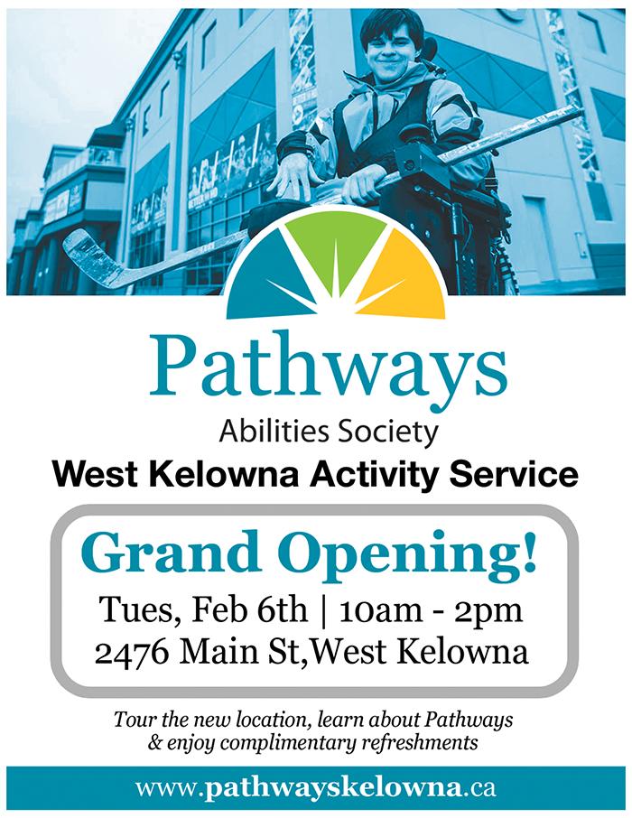 Pathways WK Activity Centre Poster